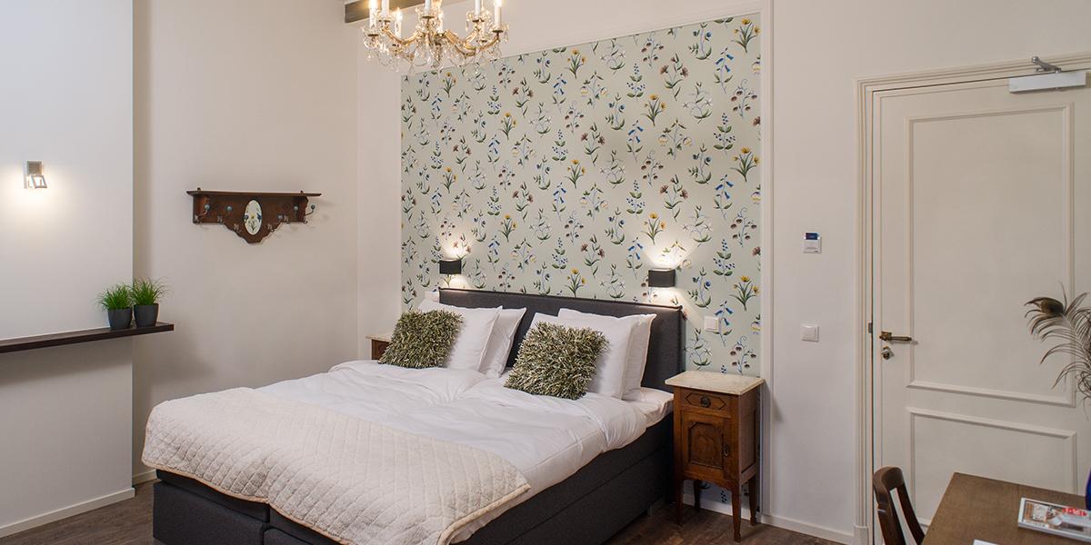 Hotelkamer De Blauwe Pauw Den Bosch