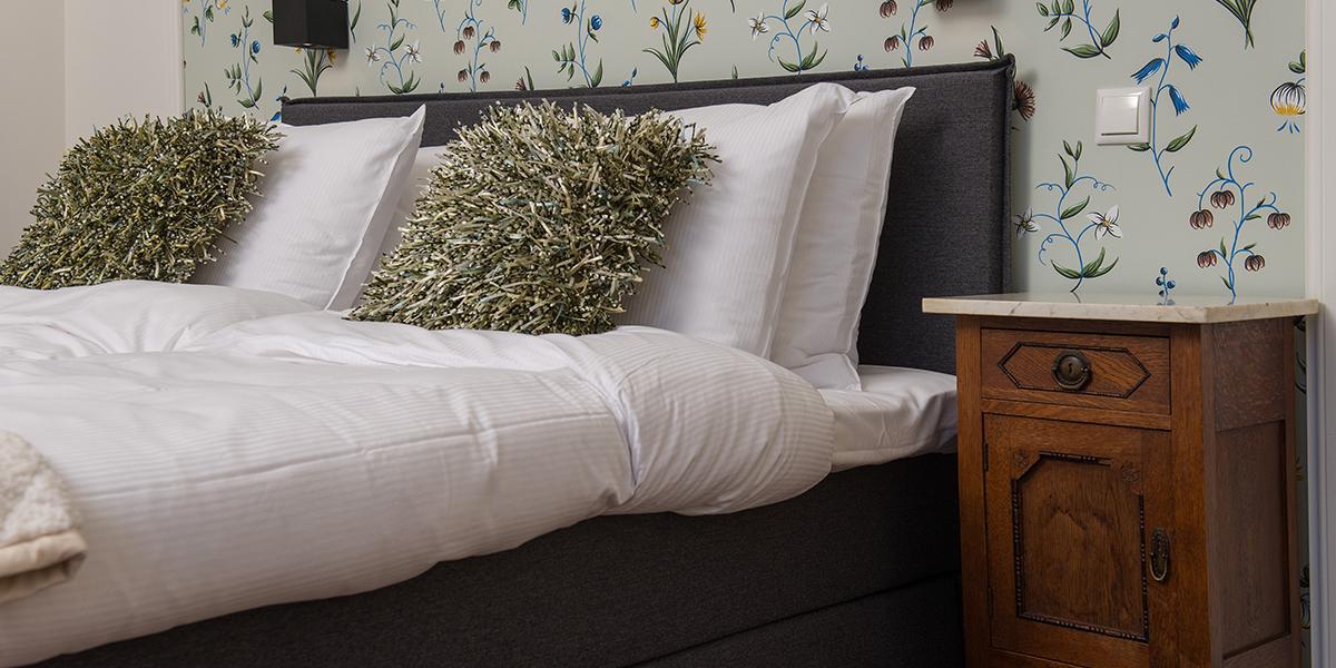 Room 4 De Pauwenstaart – Hotel de Blauwe Pauw Den Bosch