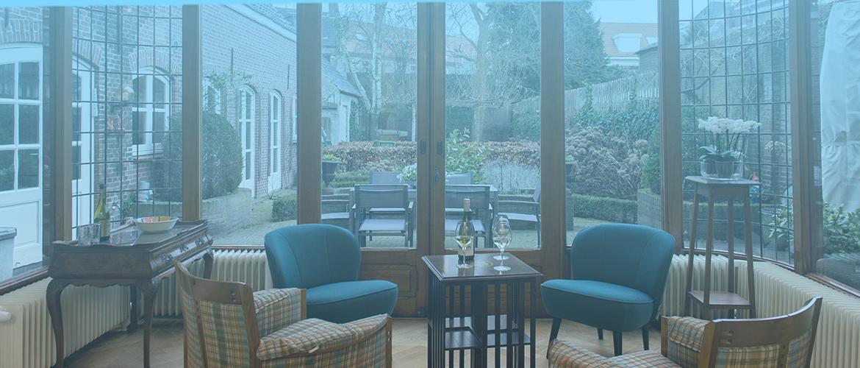 sfeervol hotel Den Bosch