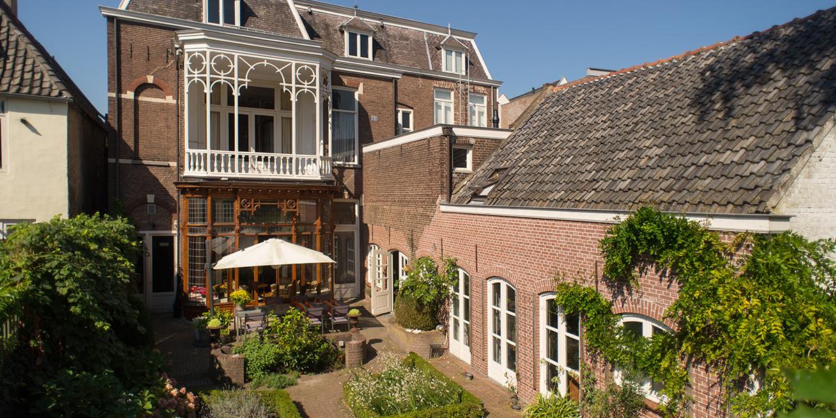Hotel De Blauwe Pauw Den Bosch